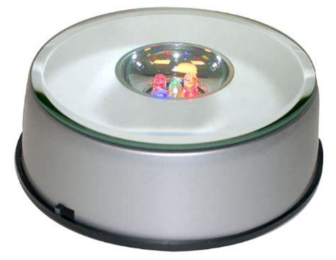 laser engraved crystal with lighted led base laser etched crystal cube light up led base 3 inch with