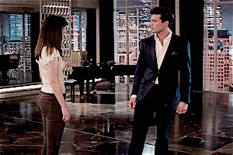 50 shades of gray chest hair scene fifty shades of grey gif find share on giphy