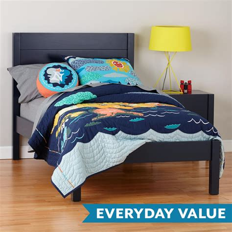 land of nod bedroom furniture uptown navy blue kids bed the land of nod