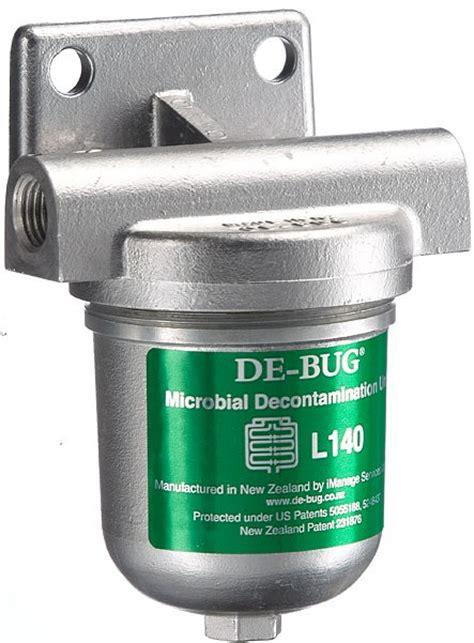 Fix Diesel Bug In Magnetic Diesel Filter Using De Bug