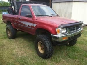 Used Toyota 4x4 Trucks For Sale 1992 Toyota 4x4 Trucks Other For Sale In Houma Louisiana