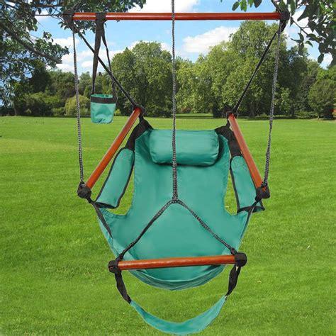 chair hammock swing hammock hanging chair air deluxe sky swing outdoor chair