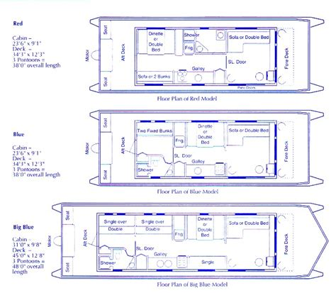 boat floor plans do it yourself houseboat plans vocujigibo