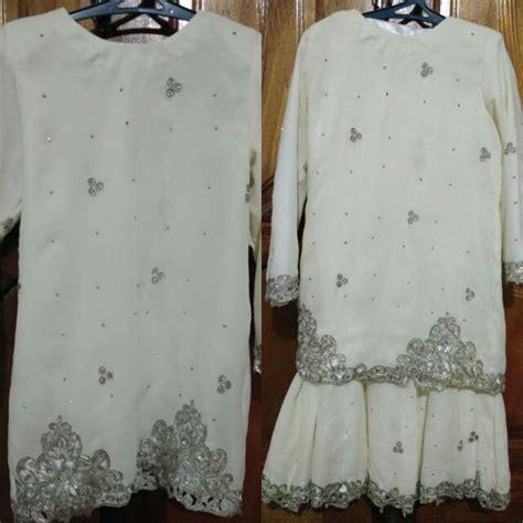 baju kurung moden untuk konvokesyen baju kurung moden kain sari fesyen muslimah two piece