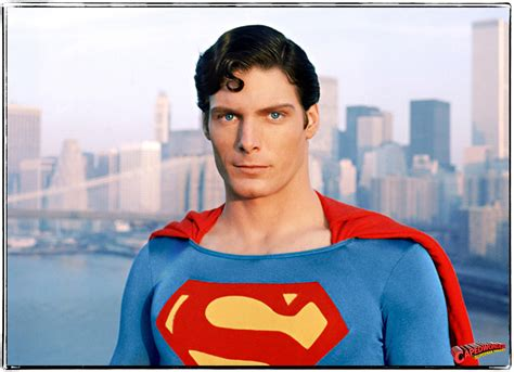 christopher reeve pictures superman tribute letters capedwonder superman imagery