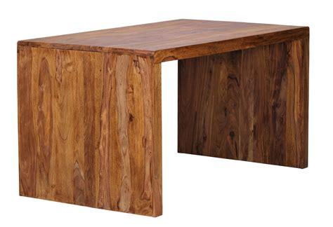 Schreibtisch 130 X 80 by Wohnling Schreibtisch Massiv Holz Sheesham Computertisch