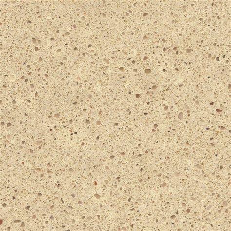 2 in quartz countertop sle in creamsilestone