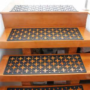 Decorative Stair Risers Will Non Slip Rubber Stair Treads Provide Additional Stair