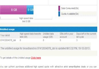 www airtel in my account section unique technology blog