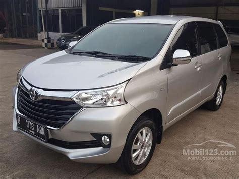 Toyota Avanza 1 3 G 2015 jual mobil toyota avanza 2015 g 1 3 di jawa barat manual
