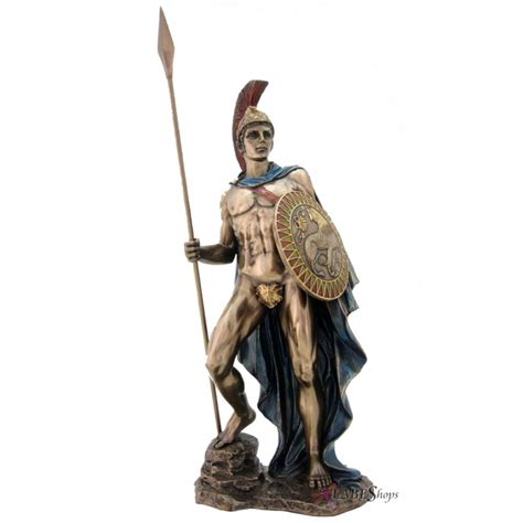statues of gods ares greek god of war statue mars statue