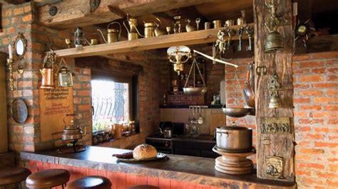 decoracion rustica de interiores decoracion rustica de cocinas para admirar y como ideas