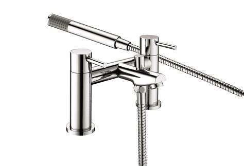 bristan bath shower mixer taps bristan blitz bath shower mixer tap chrome btz bsm c