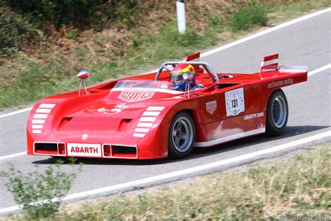 abarth 2000 sp photos and comments www picautos
