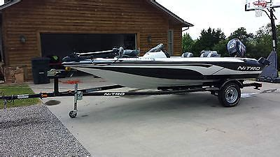 nitro 640 lx boats for sale nitro 640 bass boat boats for sale