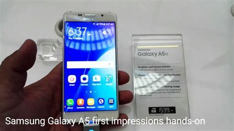 Hp Samsung A5 Di Malaysia samsung galaxy a5 2016 malaysia technave