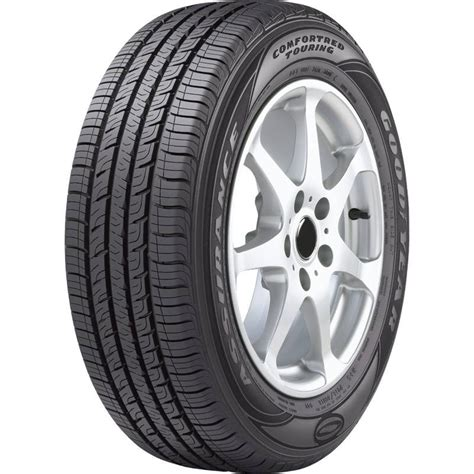 best tires for comfort assurance comfortred touring tires goodyear tires