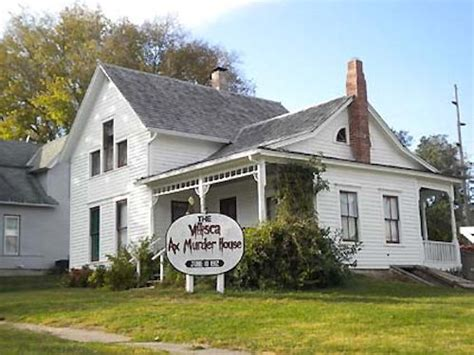 villisca axe murder house weird things 187 murder