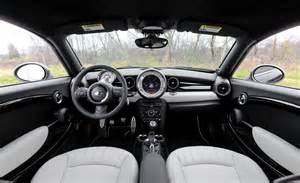 2012 Mini Cooper Interior Car And Driver