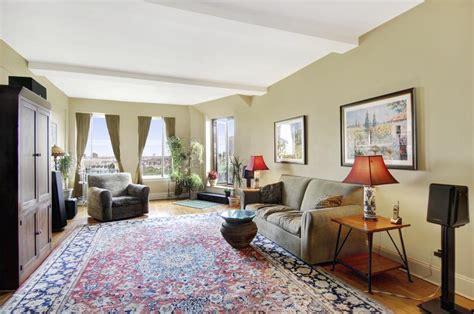 Facing Living Room by 340 West 57th 8a Midtown West New York Ny 10019