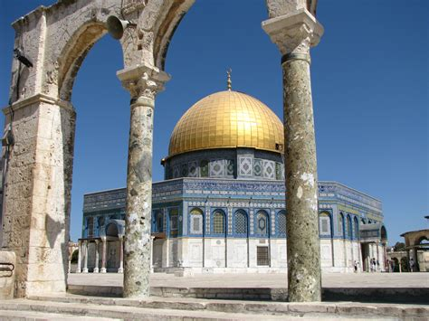 The Of Rock the dome of the rock and its late antique context mizan