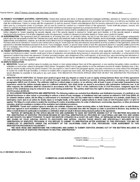 Lease Estoppel Letter Graphic