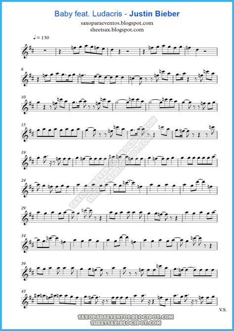 free music for babies sheet music music score of baby by justin bieber free