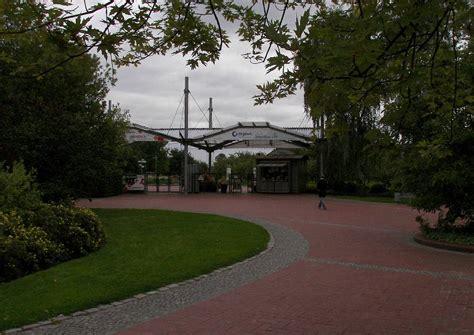 Berlin Park In Britz Britzer Garten 02 Eingang Mohriner Allee