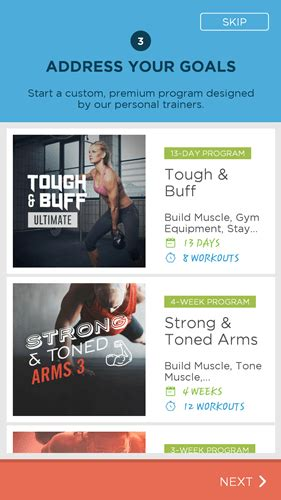 workout apps for android 9 workout apps for android to sculpt yourself