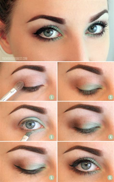 diy eye shadow diy smokey eye summer moss makeup tutorial pictures photos and images for