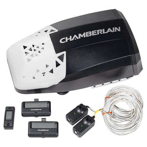 Chamberlain Garage Door Opener Remote Toronto Rona Chamberlain Pd222 1 2 Hp Chain Drive Garage Door