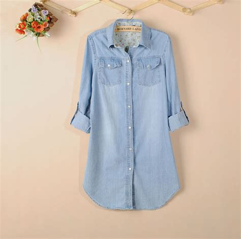 6 In 1 Blue Free Size Setara Size M Set Celana Dalam Kua free shipping 2014 new fashion plus size blue denim shirt