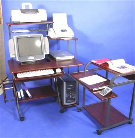 computer desk with hutch and printer shelf ambrosia computer desk optional hutchambrosia computer