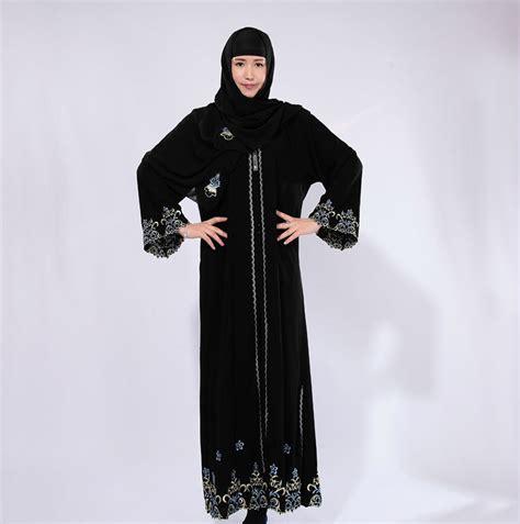 Dress Muslim Wanita Kinara 1 caftan front open front abayas for saudi style fashion ideas