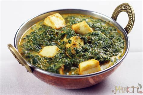 Cottage Cheese by Saag Paneer Recipe Dishmaps