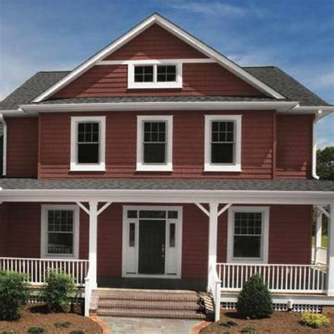 house vinyl siding colors pictures shake siding with vinyl color red design farm houses pinterest vinyls