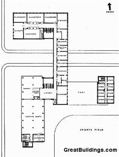 bauhaus floor plan 1000 images about maestri gropius on pinterest metlife