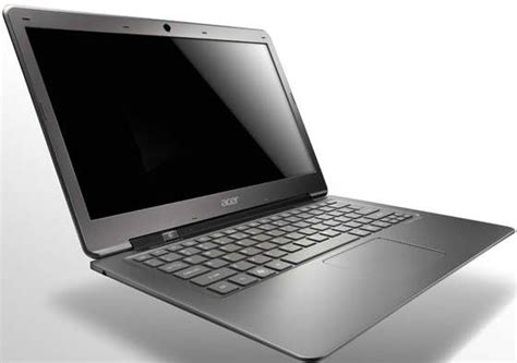 Laptop Acer Ultrabook acer asus could be using fiberglass to keep the ultrabooks price low notebookcheck net news