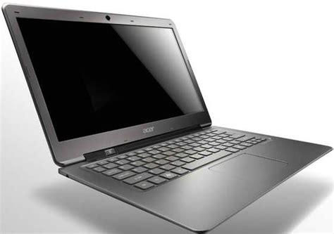 Laptop Acer Aspire S3 Second acer mini laptop aspire s3 digitalnerds