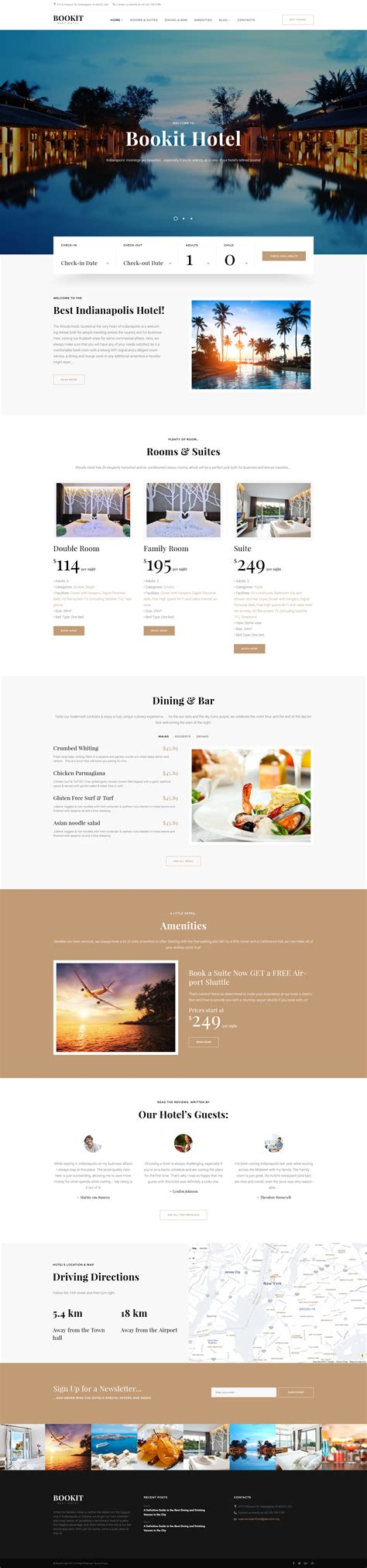 hotel reviews templates archives zemez wordpress