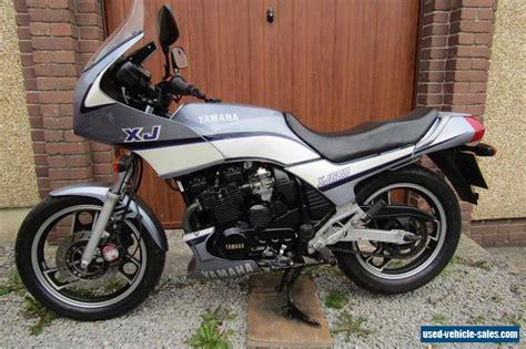 Motorrad Yamaha Xj 600 by 1992 Yamaha Xj 600 For Sale In The United Kingdom