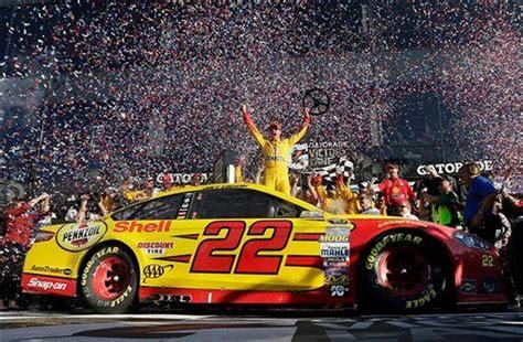 Daytona 500 Money Winnings - photo gallery joey logano wins the 2015 daytona 500 the kansas city star the kansas