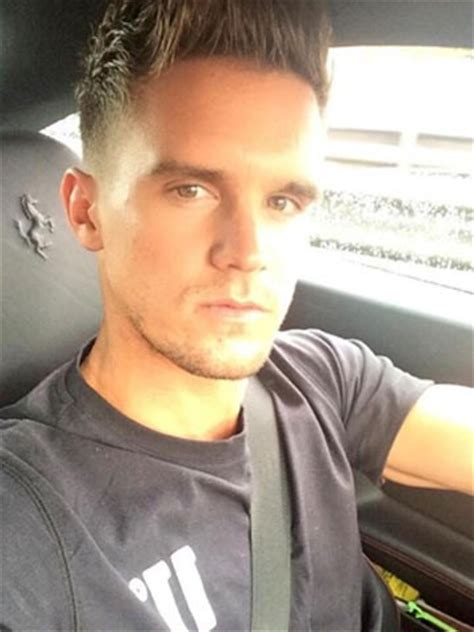 gary beadle hairstyle gary beadle my mum watches geordie shore and has seen me