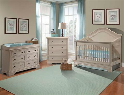 Stella Baby And Child Athena 3 Piece Nursery Set In Nursery Bedroom Sets