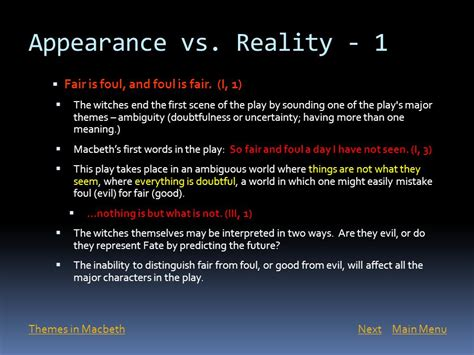 hamlet themes appearance vs reality quotes viewing this presentation ppt video online download