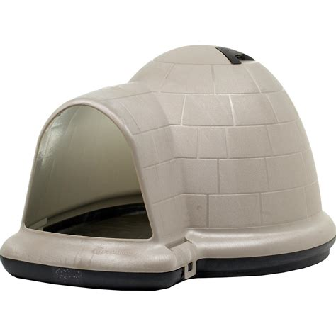 igloo house petmate indigo dog house