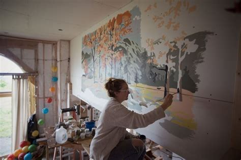 how to paint a wall mural in a bedroom 17 best images about p paint by numbers on pinterest