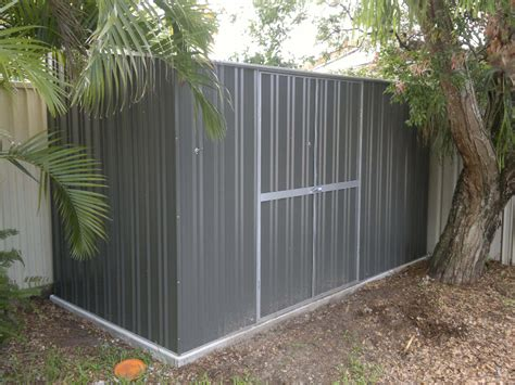Shed Flat Roof by Skillion Flat Roof Sheds A1 Garden Sheds