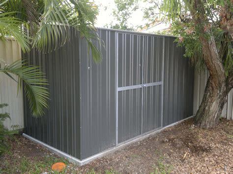 Skillion Roof Shed by Skillion Flat Roof Sheds A1 Garden Sheds