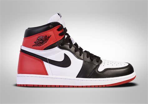 Nike Air 1 Retro High Og Black Toe Nike Air 1 Retro High Og Black Toe Price 305 00